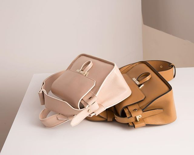 Summer Neutrals - TriBeCa Mini .. . . . . . . . . #bag #fashion #instapic #pictureoftheday #pink #whiskey #lifestyle #love #live #life #photography #travel #unique #modern #luxury