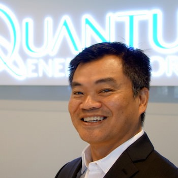 Quantum Energy Storage CEO