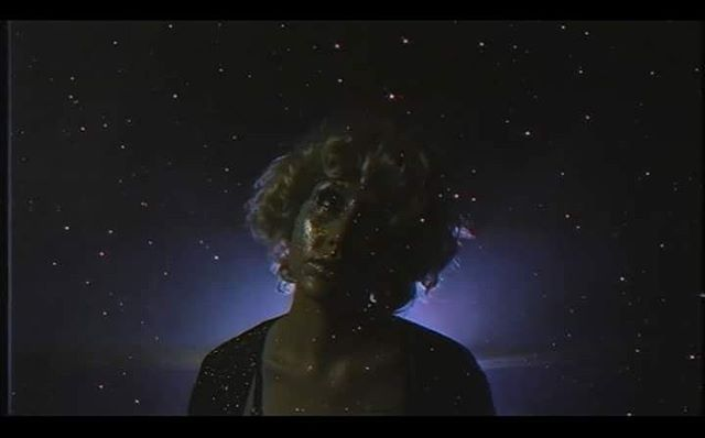 still from flux. new vid premiered by @imposemagazine directed by @flukeman5 link in bio now now now 🎶🎼🎹 #sexyfights #flux #impose #imposemagazine #thedruidbeat #outerspace #frontwoman #frontwomen #glitter #visuals #lights #diy #disco #fashion #michaeljackson #earthwindandfire #groove #funk #soul #rock #musicvideo