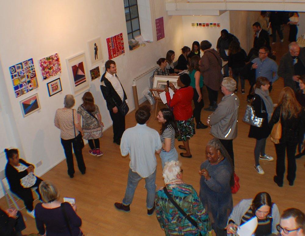 Resonate exhibition