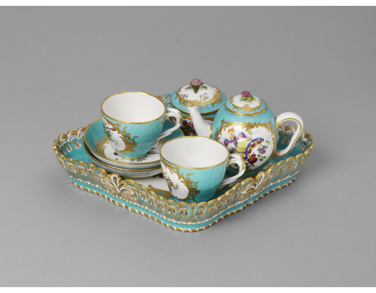 Sevres Tea Set