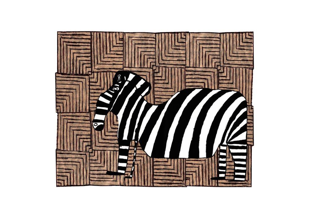 Shruti-Zebra