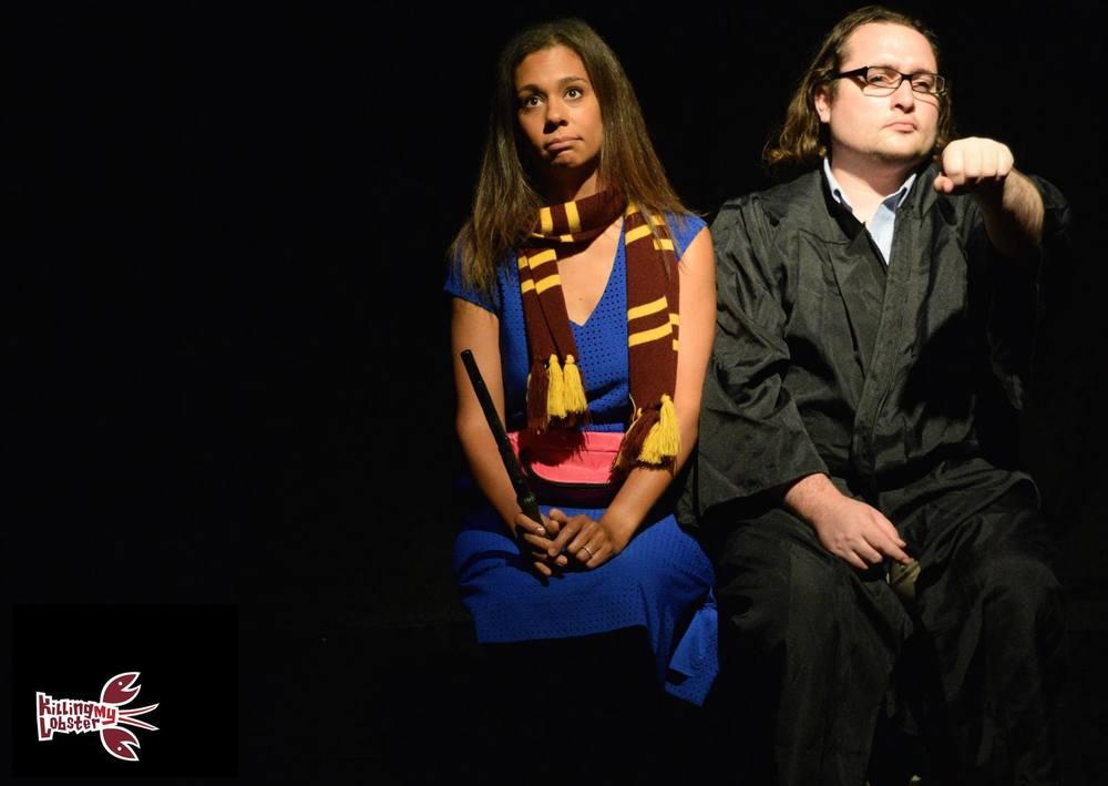 Hermione & Snape Carpool Karaoke