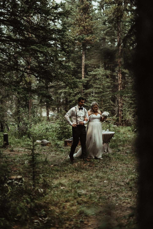 W+J - Calgary Wedding Photographer - Ghost Lake - Rocky Mountain Wedding-30.jpg