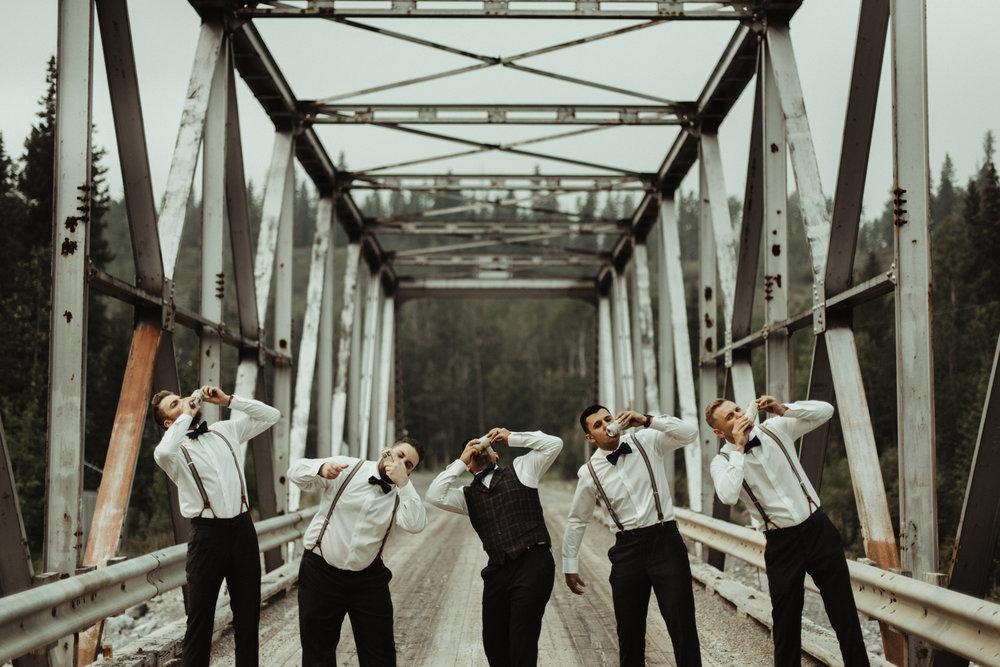 W+J - Calgary Wedding Photographer - Ghost Lake - Rocky Mountain Wedding-63.jpg