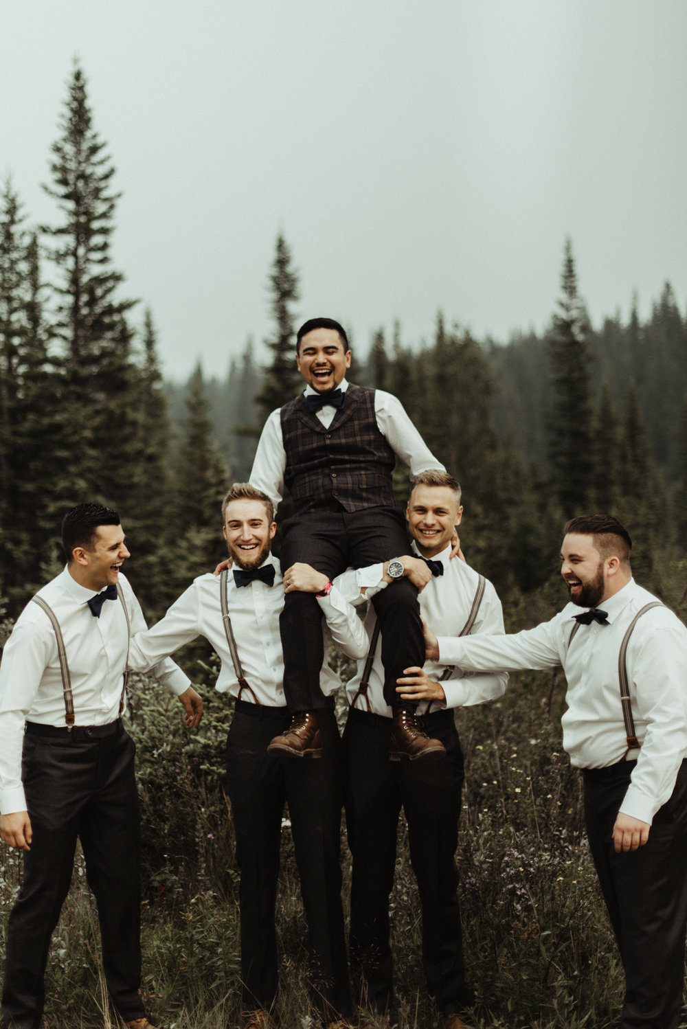 W+J - Calgary Wedding Photographer - Ghost Lake - Rocky Mountain Wedding-68.jpg