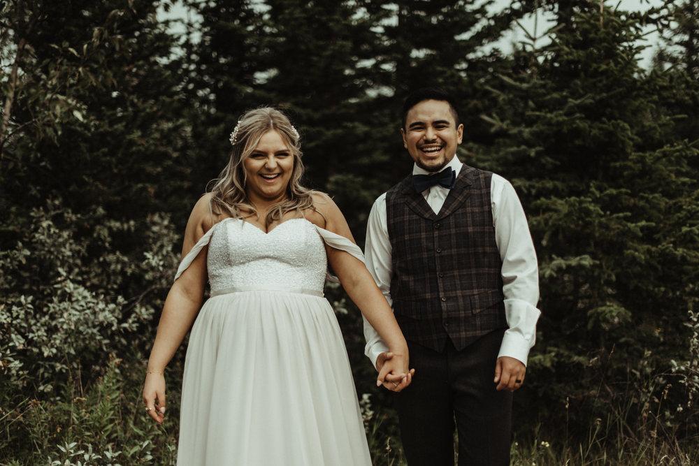 W+J - Calgary Wedding Photographer - Ghost Lake - Rocky Mountain Wedding-79.jpg