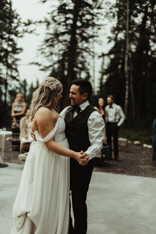 W+J - Calgary Wedding Photographer - Ghost Lake - Rocky Mountain Wedding-133.jpg