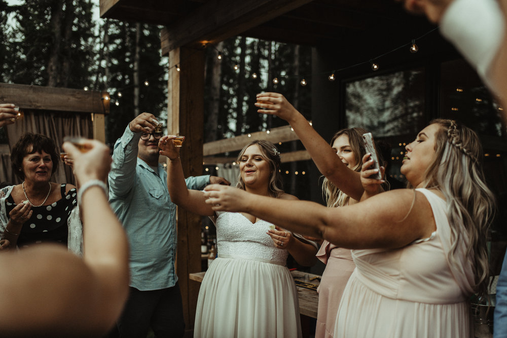 W+J - Calgary Wedding Photographer - Ghost Lake - Rocky Mountain Wedding-140.jpg