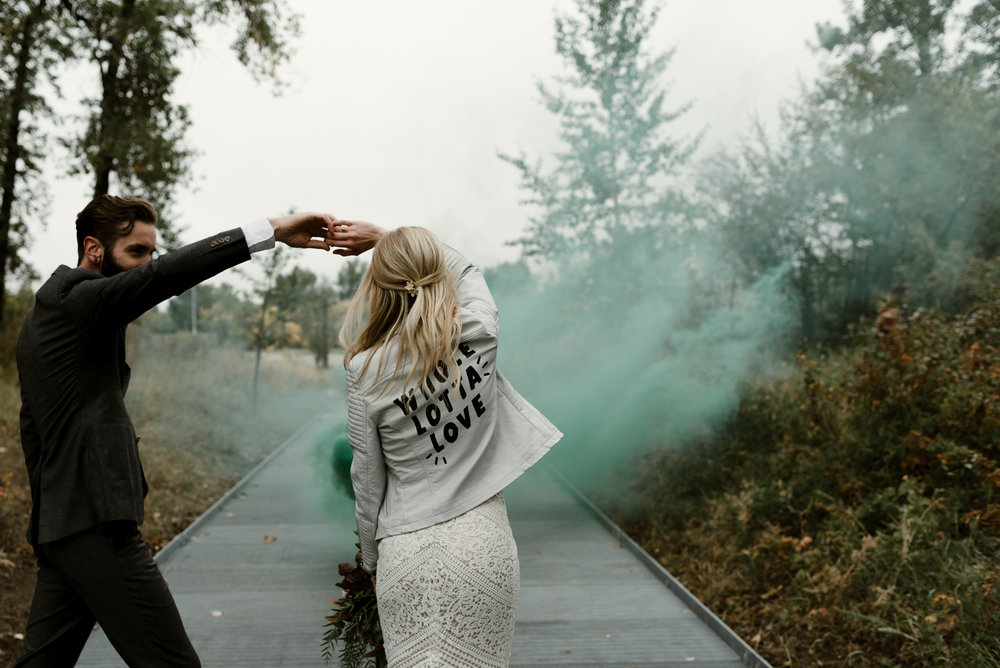 calgary wedding photographer banff engagement