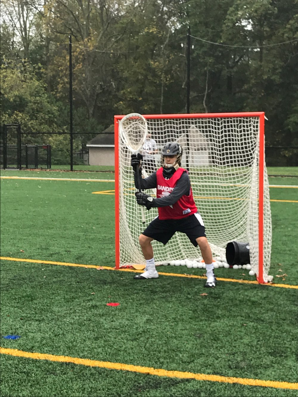 CONNOR EVANS | 2019 | GOALIE | INTERBORO