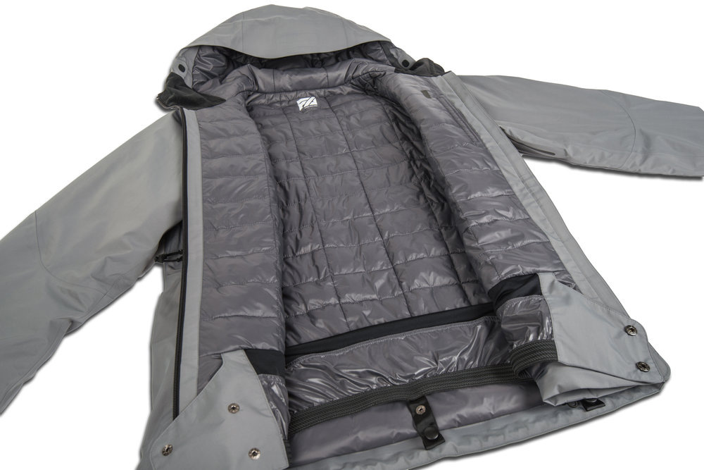 FA Auxiliary Jacket - Primaloft Gold Insulation Active - eVent Waterproof Fabrics