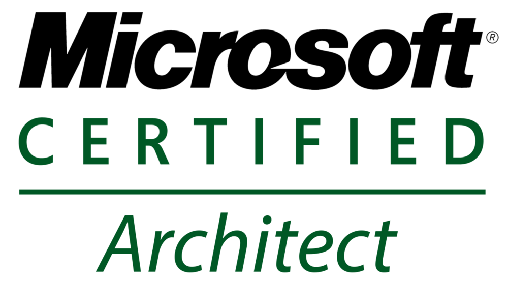 Microsoft Certified Architect