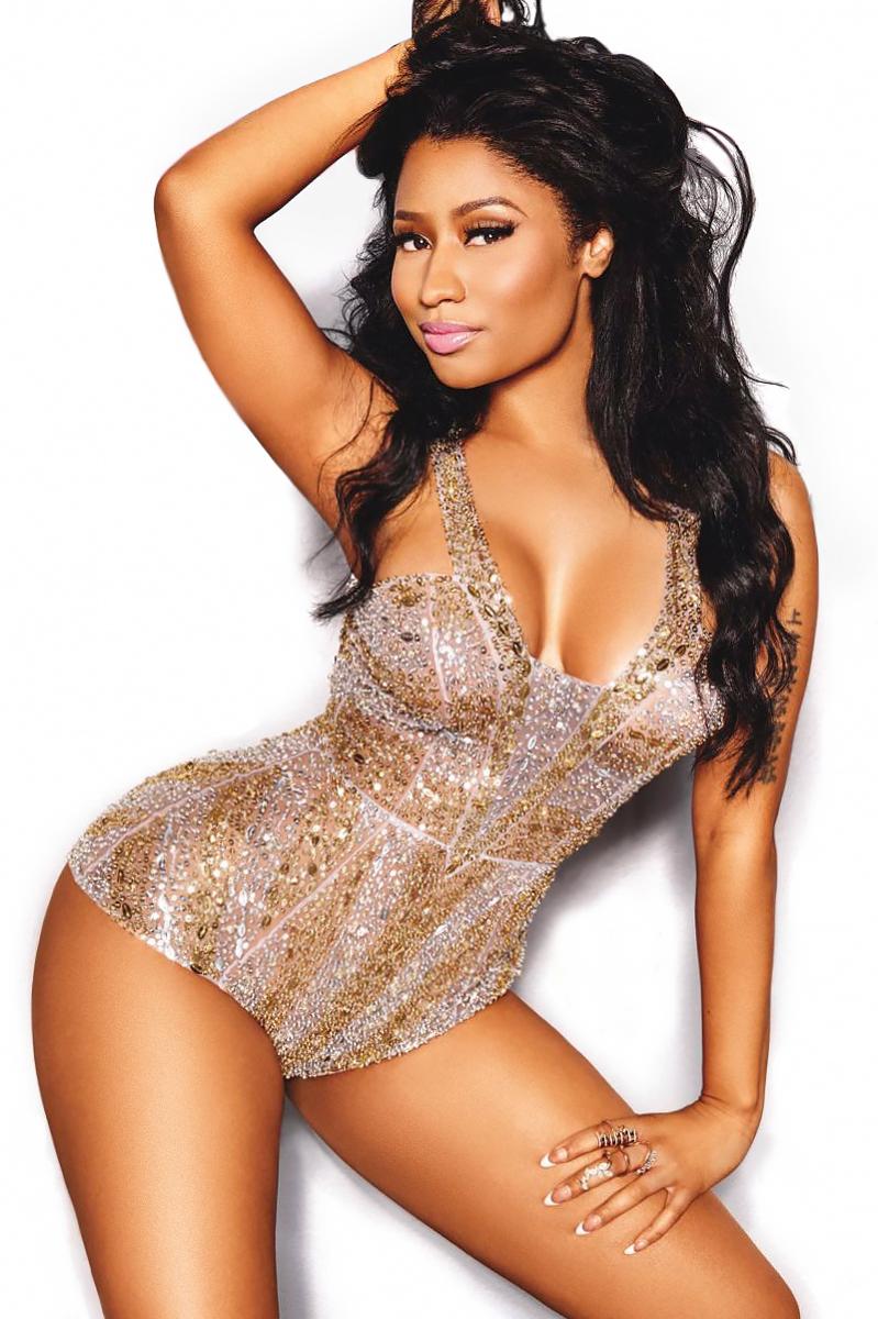 Nicki Minaj for Cosmopolitan #3