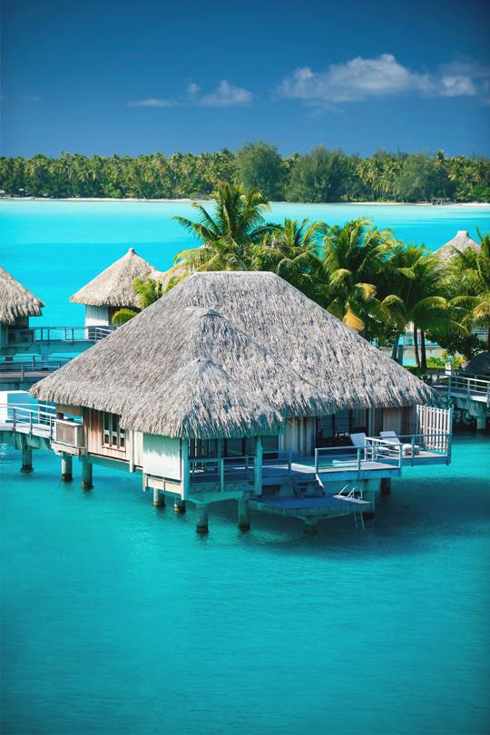 italian-luxury :      Bora Bora