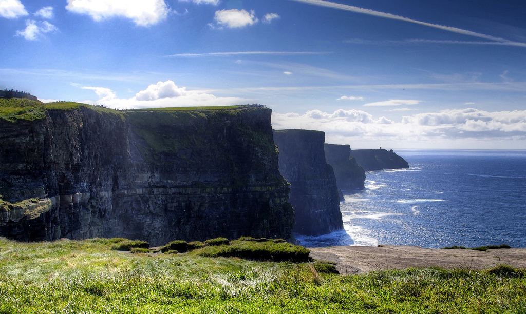 breathtakingdestinations :     Cliffs of Moher - Ireland (von  Duane Storey )