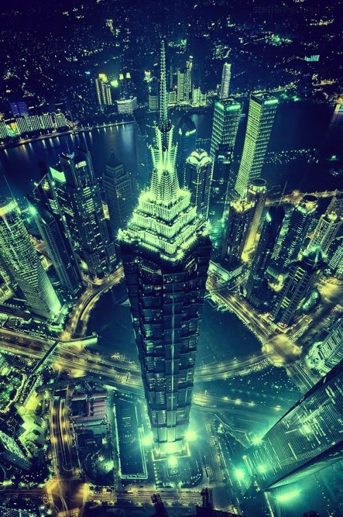 flawlless-life :     Shanghai
