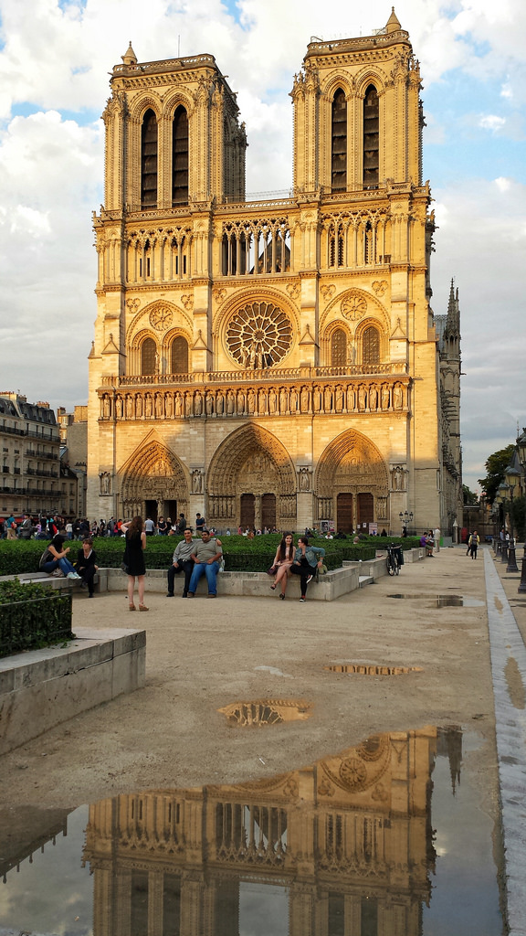 breathtakingdestinations :     Notre Dame - Paris - France (von  Randy Durrum )