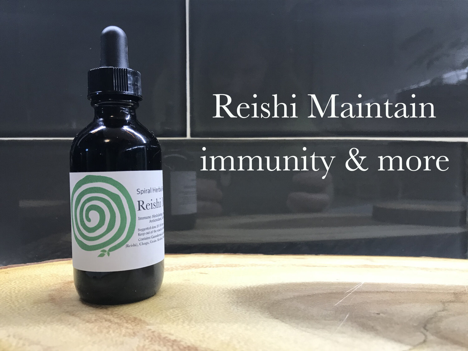 Reishi Maintain — Donna Troy Cleary