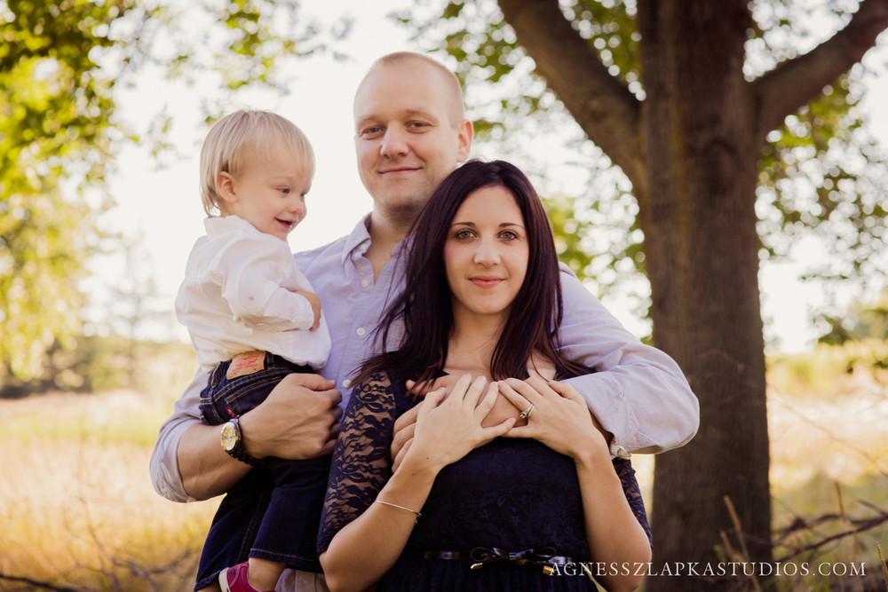 Family of Three, Cleveland, Ohio Lifestyle Photographer