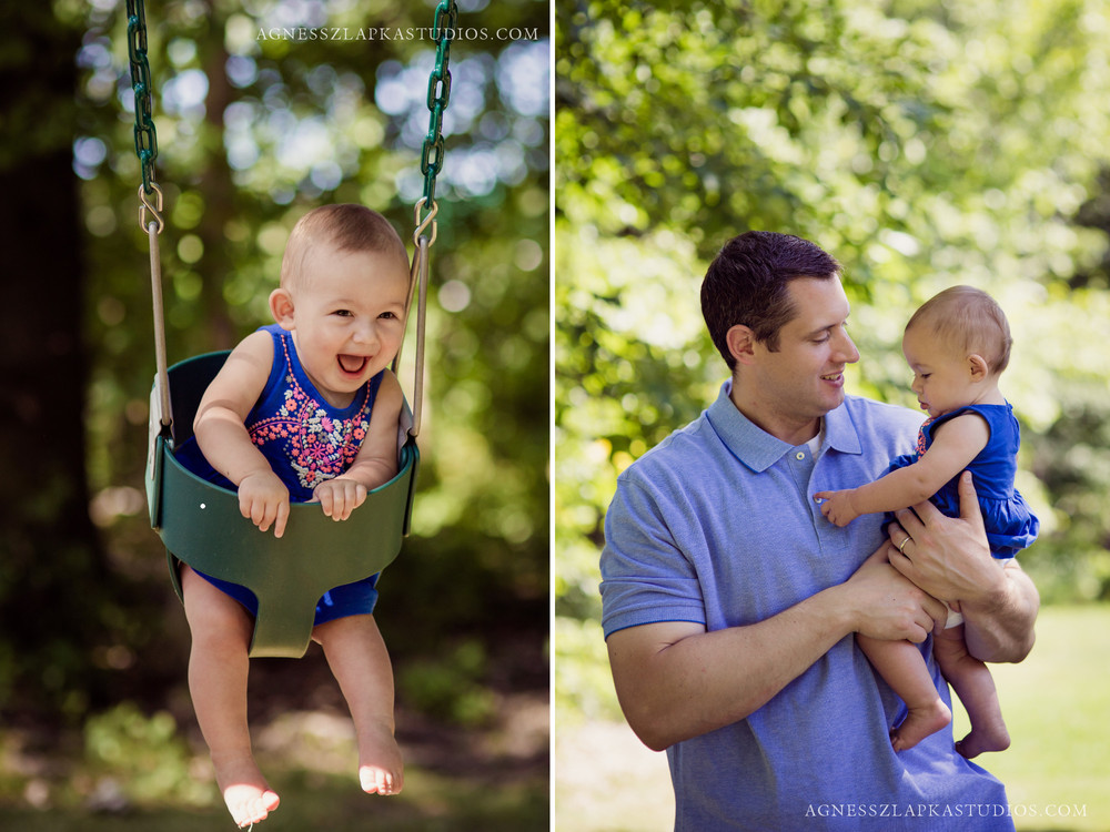 Cleveland, Ohio Lifestyle Family Photographer