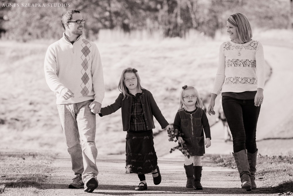 Christmas Photo Session, Cleveland, OH Family Photographer