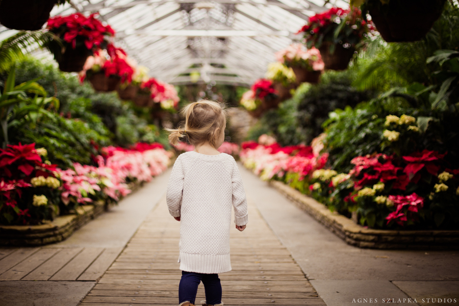 rockefeller park greenhouse | cleveland, ohio family photographer