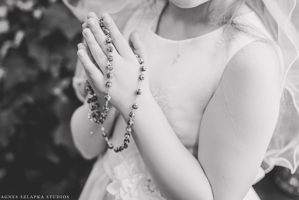 first holy communion | cleveland, ohio family photographer