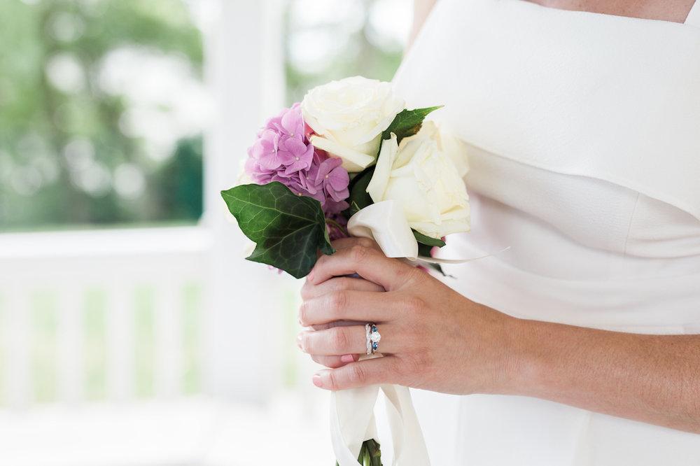 lakewood park gazebo wedding ceremony | cleveland ohio photographer