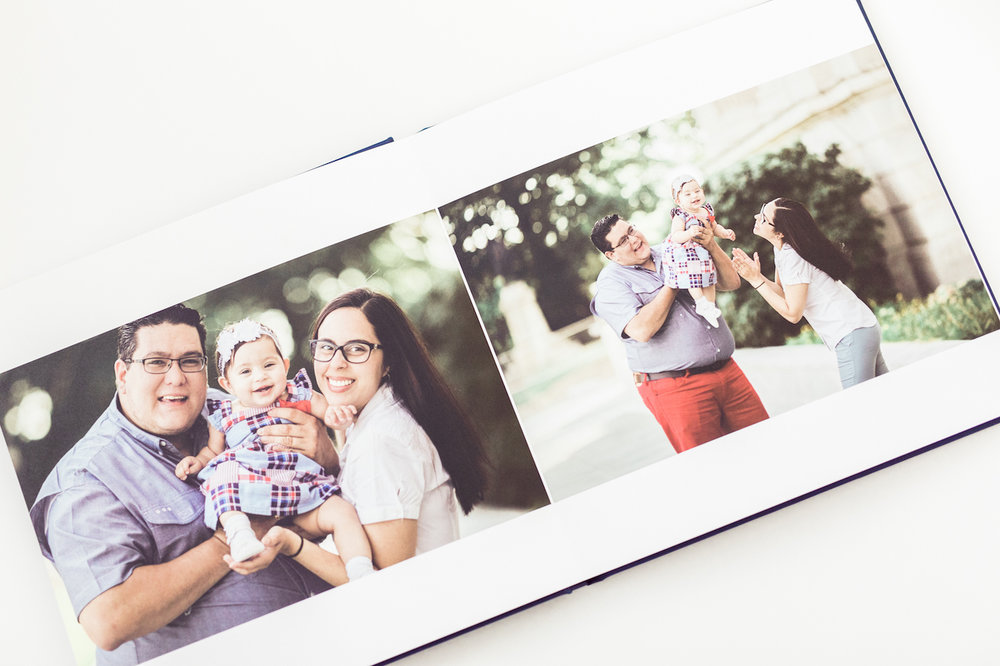 Millers Signature Book | Cleveland, Family Photographer