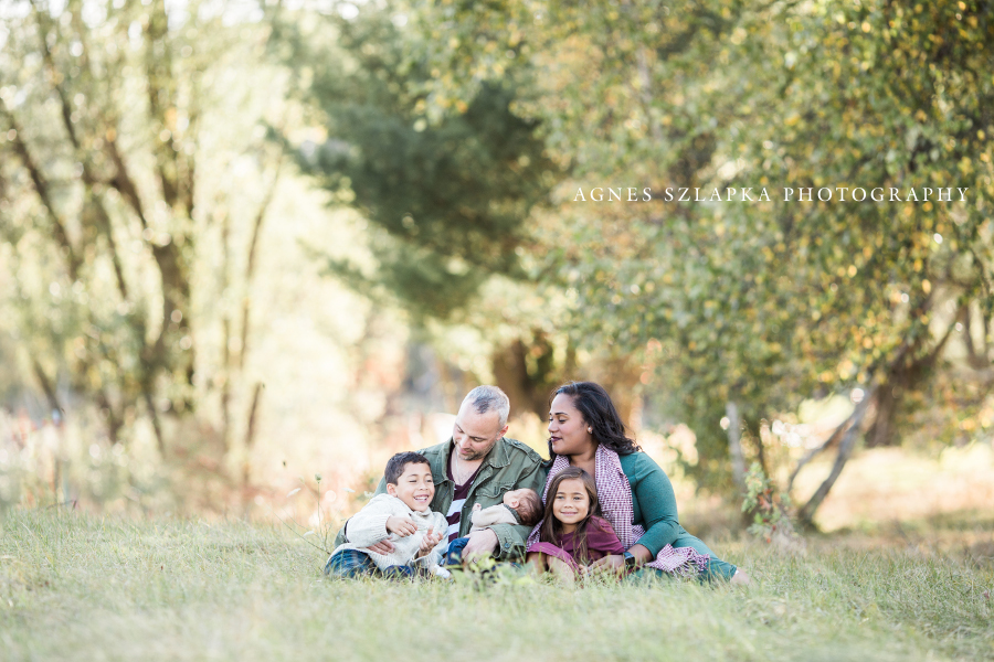 family of five with baby brother-pepper pike | cleveland, OH lifestyle photographer