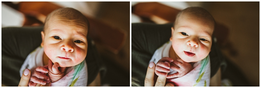 Fresh 48 Photography Fairview Park Hospital | Cleveland Newborn Photographer