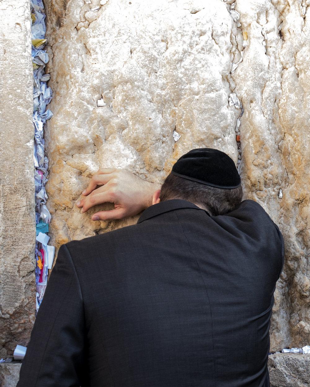 Western Wall praying edit crop.jpg