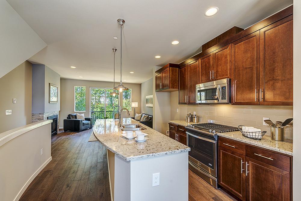 Maplewood  Plan Kitchen