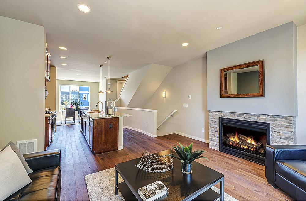 Maplewood Plan Family Room