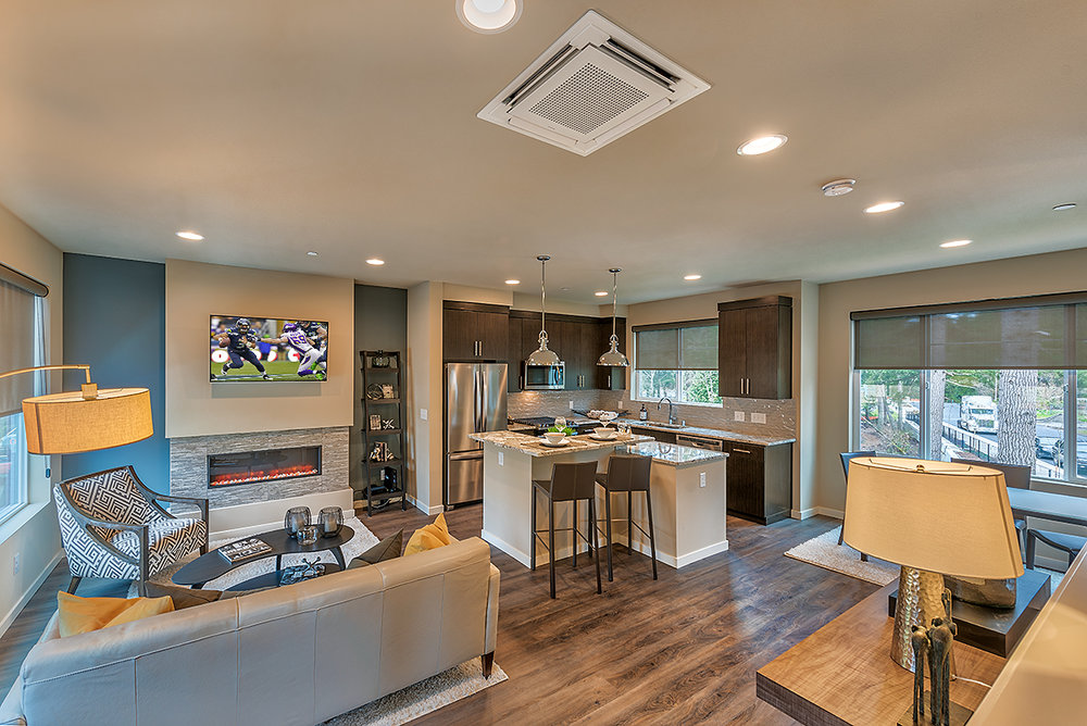 The Parc at Creekside Model