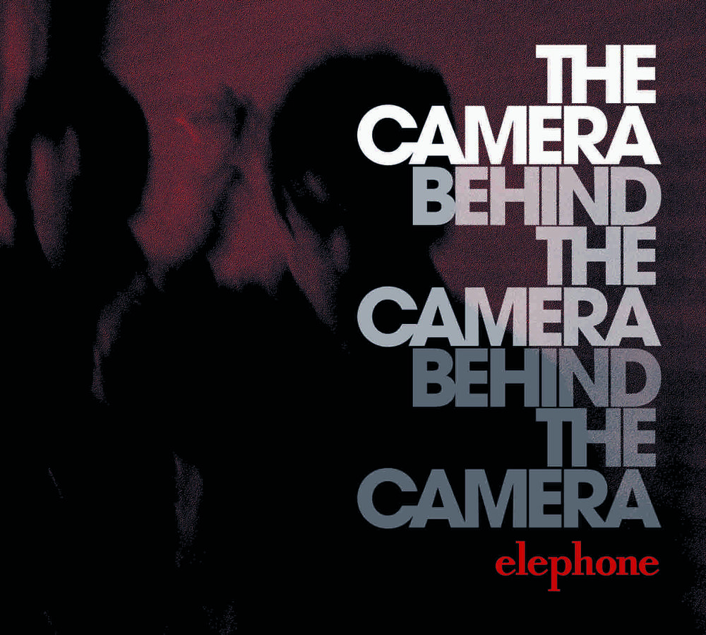 elephone-The Camera Behind the Camera Behind the Camera-cover by  Christopher David Ryan