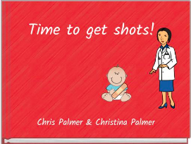 Three Little  boys learn why it's important to get their shots