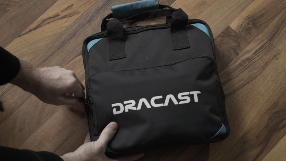 Dracast carrying case