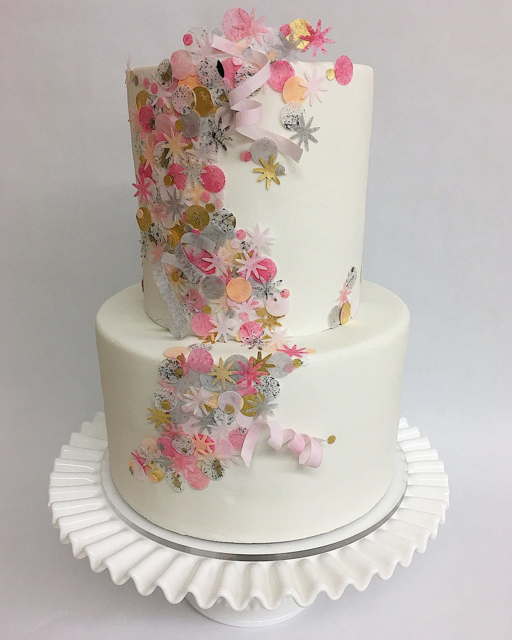 custom wafer paper confetti cake.jpg
