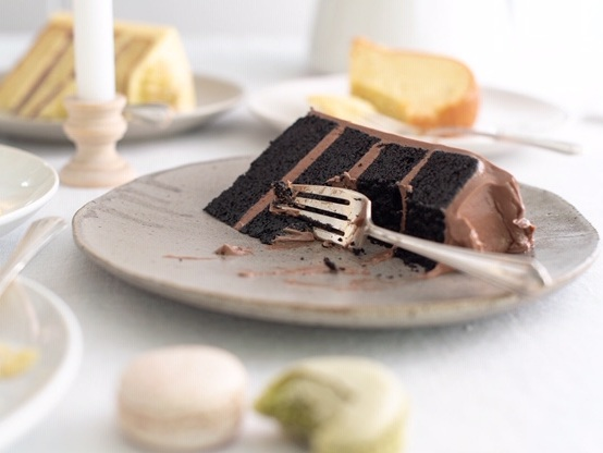In Person Cake Tasting - Our two-person tasting of up to three flavor combinations. When we meet we can talk about your menu, what will be in season, your vision and come up with something together!