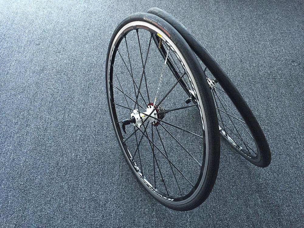 3d0eb3cc9b1 Mavic Ksyrium SLS Wheelset Review - Long Term — Atlanta Peloton