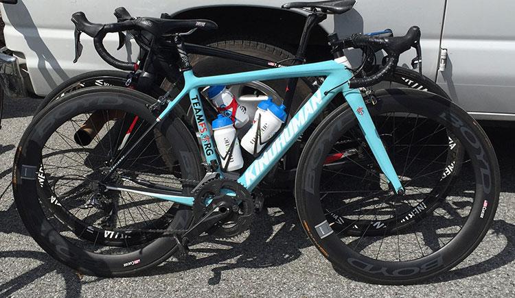 Kindhuman bike. I like!