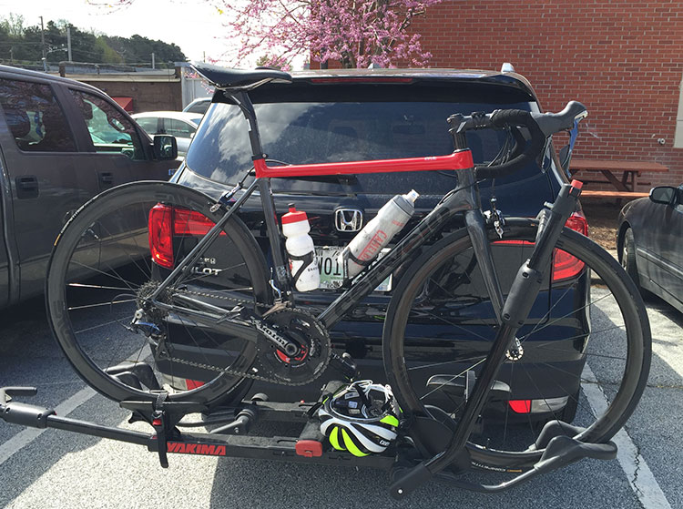 Sleek - Cervelo's have some great paint designs.