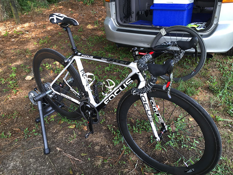 I like Focus bikes - clean, perky geometry, like a classic road bike.
