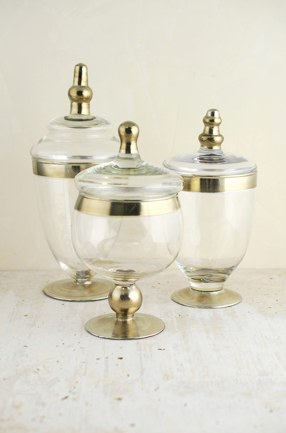 Copy of Chloe Apothecary Jars $2/ea.