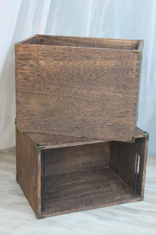 Wood Crates $5/ea.