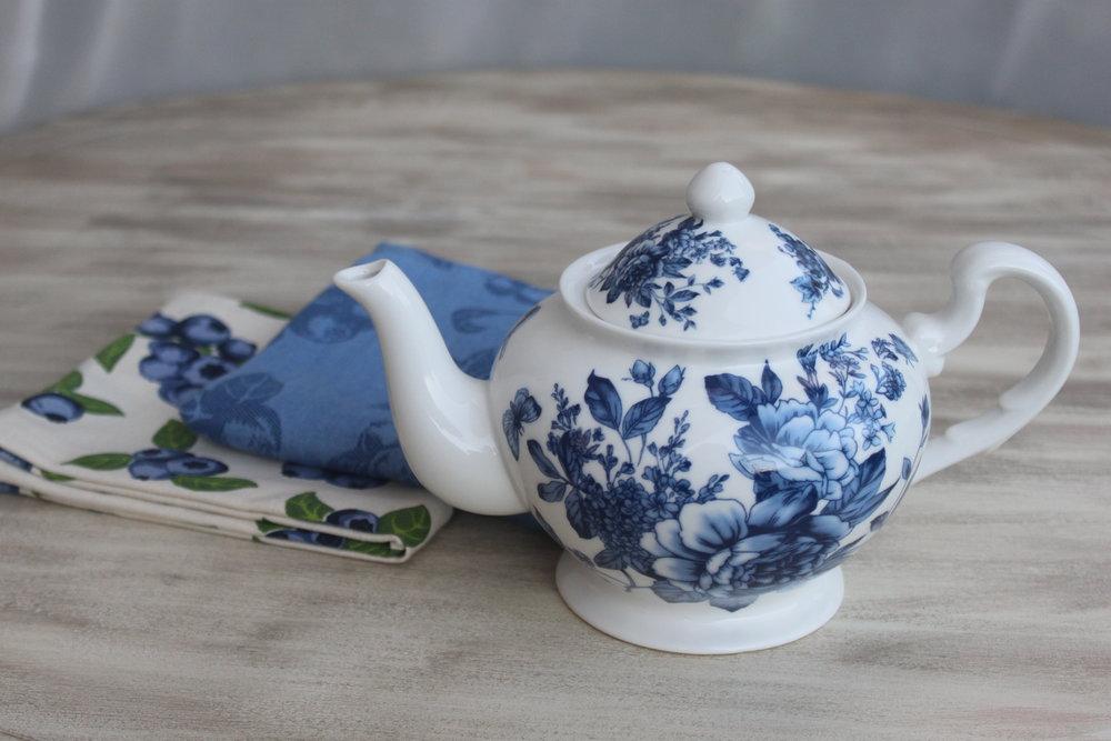 Bristol Teapot $6