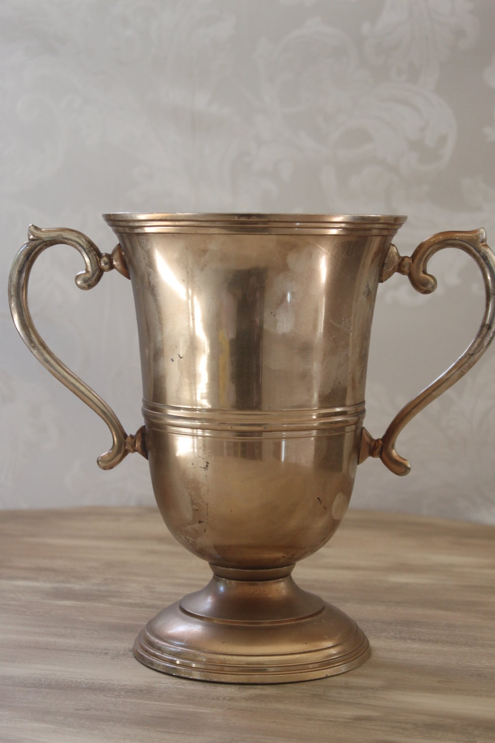 Copy of Gold Champagne Vessel $15