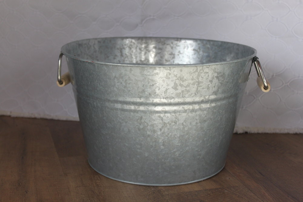 Galvanized Bucket $6/ea.